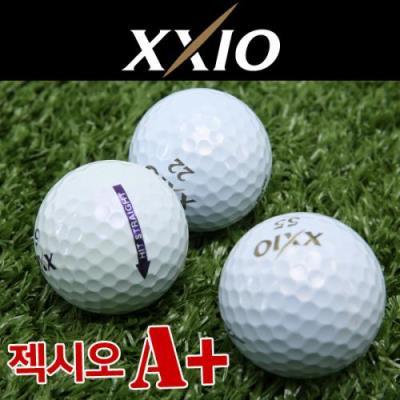 [젝시오] XXIO 3피스 로스트볼 A+등급_10알 구성/골프공_101714
