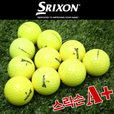 [스릭슨] SRIXON 3피스 칼라 로스트볼 A+등급_10알 구성/골프공_101712