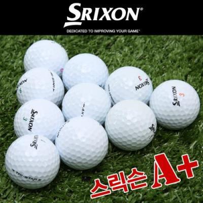 [스릭슨] SRIXON 3피스 로스트볼/골프공 A+등급_10알 구성_101711