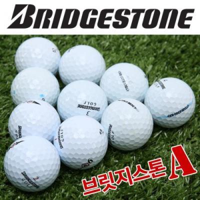 [브릿지스톤] BRIDGESTONE 3피스 로스트볼/골프공 A등급_10알 구성_101709