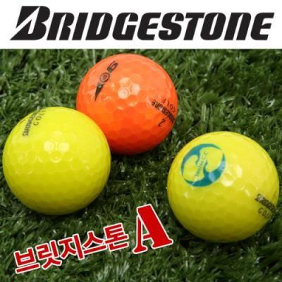 [브릿지스톤] BRIDGESTONE 3피스 칼라 로스트볼/골프공 A등급_10알 구성_101707