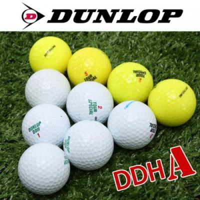 [던롭 DDH] DDH 2피스 로스트볼/골프공 혼합★A등급/10알 구성_100524