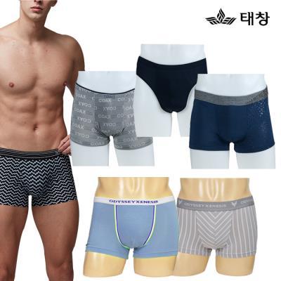 [태창]남성 팬티/드로즈/트렁크 3900원 균일가