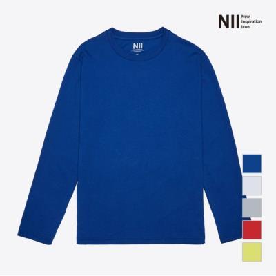 [NII] 공용 무지 싱글티셔츠_NNUARVF8211