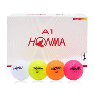 혼마 슈퍼소프트 A1 2피스 골프공 1더즌 HONMA_A1