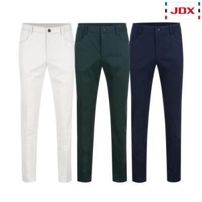 [JDX] 남성 레귤러핏 삼색포인트스티치 팬츠 3종 택1 (X2QFPTM06)