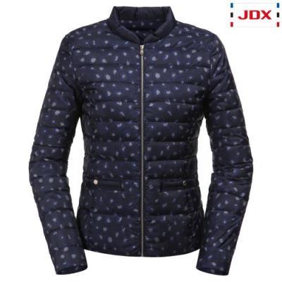 [JDX] 여성 프린트 초경량점퍼(X2QWWDW92NA)