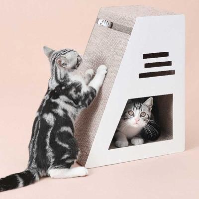 스트레스 해소 고양이 서킷 스크래쳐 CH1773890