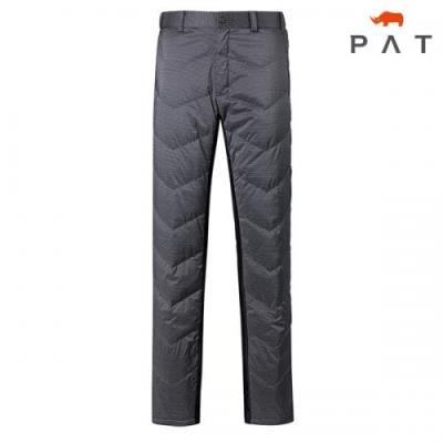 [PAT 남성]패턴 프린트 믹스 다운 팬츠_1F71602