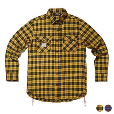워크 플란넬 컨트리 체크 셔츠(DEF6ST4090)